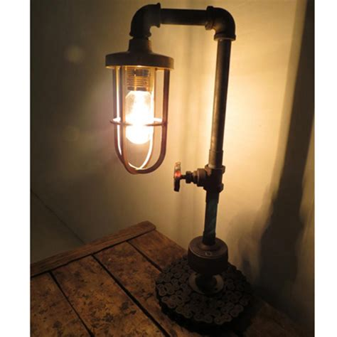 industrial style table lamps  floor lamps   tuscanor tuscanor lighting blog