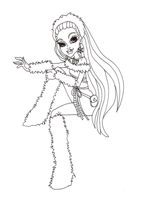 monster high coloring pages online 83 best images about monster high on pinterest wolves