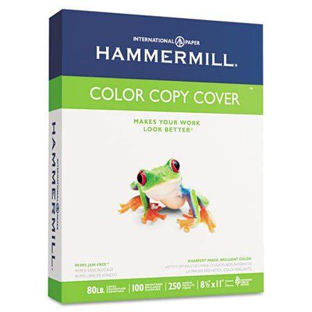 hammermill color copy digital hammermill color copy digital cover 80 lb 8 1 2 x 11