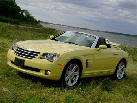 Chrysler Crossfire Hardtop Convertible by 2005 Chrysler Crossfire Convertible Crossfire Cars