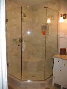 corner shower pinpoint