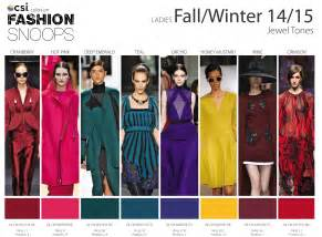 trending colors fall winter 2014 2015 runway color trends nidhi saxena s