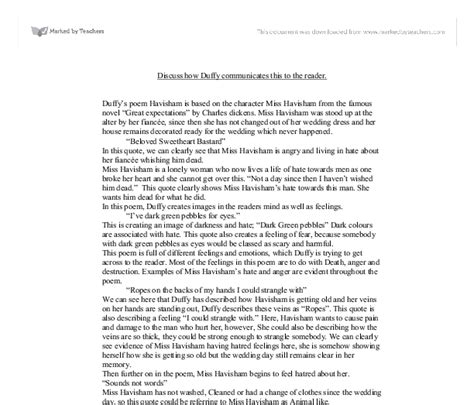 Miss Havisham Essay by Miss Havisham Essay 558553263 518c221cce Z Jpg Miss Havisham Disturbed Essay Essay About The