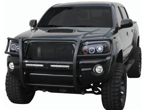 Brush Guard For Toyota Tacoma 2017 Toyota Tacoma Aries Pro Series Grille Guard With
