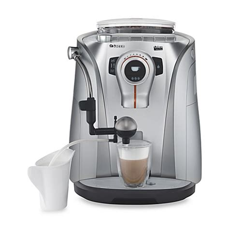 bed bath and beyond espresso buy saeco odea plus 104724 automatic espresso machine from