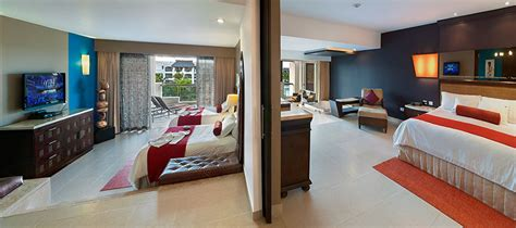 2 bedroom suites caribbean all inclusive rooms and suites in punta cana hard rock hotel punta cana