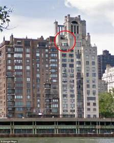 York Terrace East Apartments author jean stein jumps to her death from manhattan tower