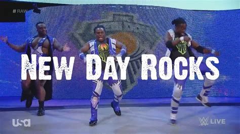 new day new day rocks see what i did there