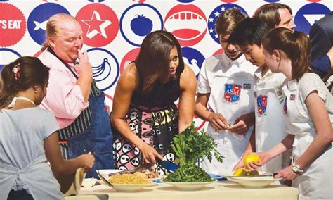 michelle obama healthy eating michelle obama promotes healthy eating in italy