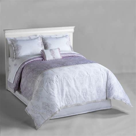 jaclyn smith bedding jaclyn smith lilac zanzibar sheet set home bed bath
