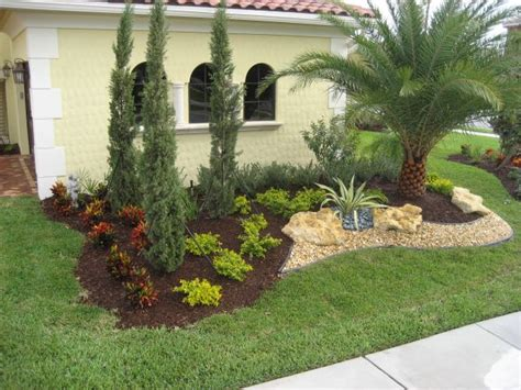 1000 ideas about florida landscaping on white landscaping rock front landscaping