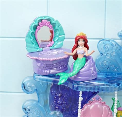 the little mermaid bathroom disney princess ariels bath time playset the little mermaid