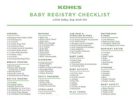baby registry checklists 30 baby registry checklists newborn baby checklists