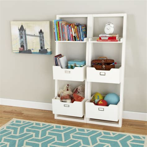 little sloane leaning desk kids bookcases bookshelves the land of nod