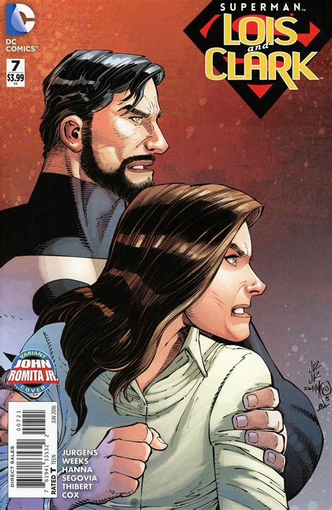 libro superman lois and clark superman homepage