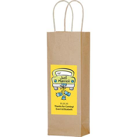 Paper Bag Fullcolor paper wine shopping bags custom printing
