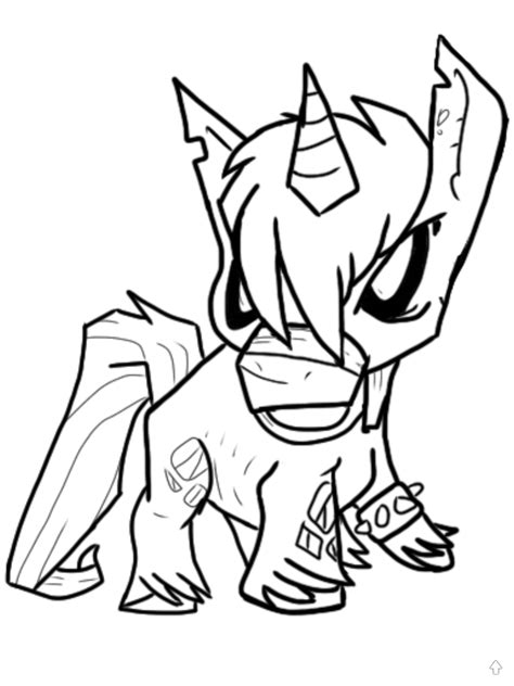 zombie unicorn coloring page anime grim reaper coloring pages