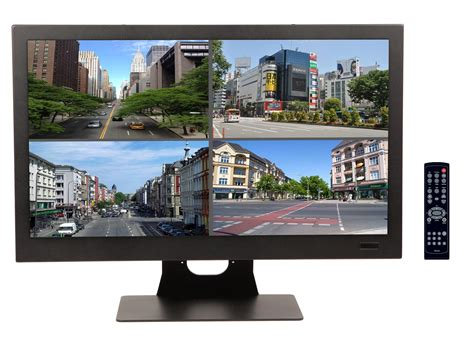 Monitor Cctv 24 inch professional cctv security led monitor teleview