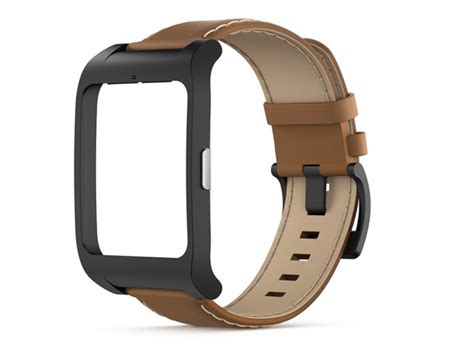 Special Edition Sony Smartwatch 3 Sw3 Swr50 Metal Crome Origin smartwatch 3 adaptor allows you to use any 24mm wrist
