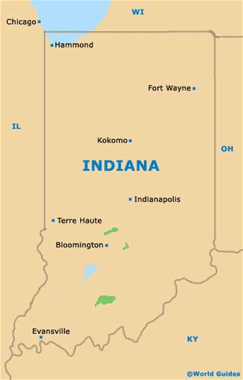 indiana state map related keywords suggestions for indianapolis indiana map