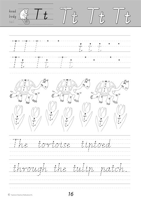 collection of handwriting worksheets year 1 nsw