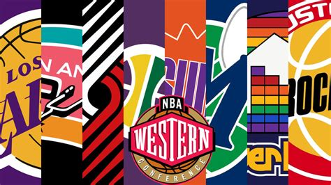 Mba Westeren Conference by 1990 Nba Playoff Western Conference Contenders By
