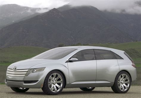 Toyota Ft Sx by Wallpapers Of Toyota Ft Sx Concept 2005