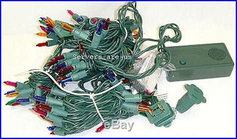 christmas tree musical light string set 100 play 25