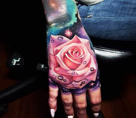 45 best purple rose tattoo purple by malek best tattoos
