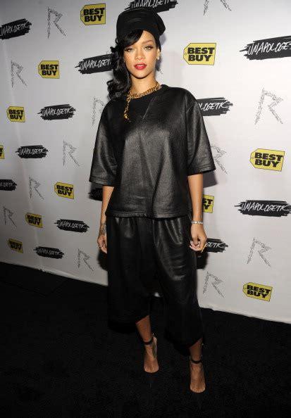 Rihanna Sports Some Killer Heels At Bets 106 Park In New York by On The Rihanna Lala Anthony Keyshia Cole