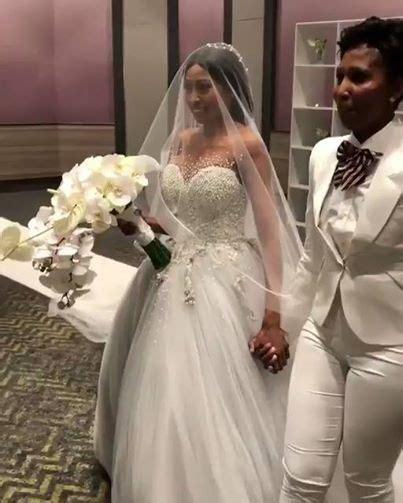 Dress 25675 Black And Coffee dj black coffee x enhle mbali wedding 187 187 hitvibes