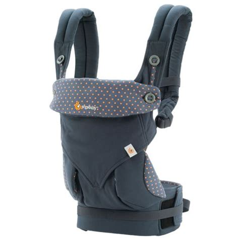 Gendongan Ergo Baby 360 Midnight Blue 4 Posisi ergobaby 360 front and back facing carriers