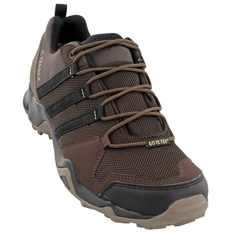 Adidas Goretex Brown adidas terrex ax2r tex hiking shoes s glenn