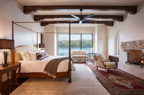 lakeside bedrooms lakeside spanish colonial mediterranean bedroom