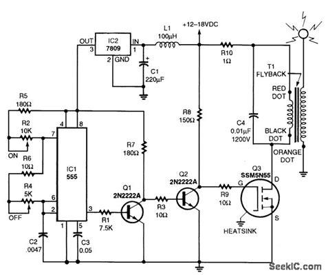 Tesla Coil Diagram Tesla Coil Capacitor Schematic Diagram Tesla Get Free