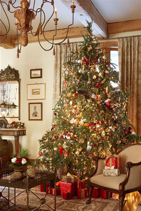 traditional christmas decorating ideas home ifresh design 25 best ideas about traditional christmas tree on