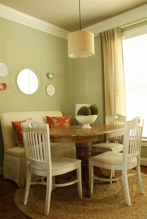kitchen table need a print settee different colored