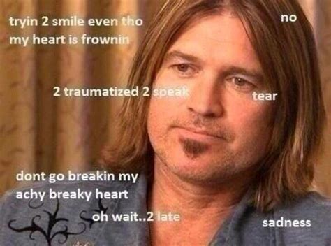 Billy Ray Cyrus Meme - 21 best reaction pictures images on pinterest reaction