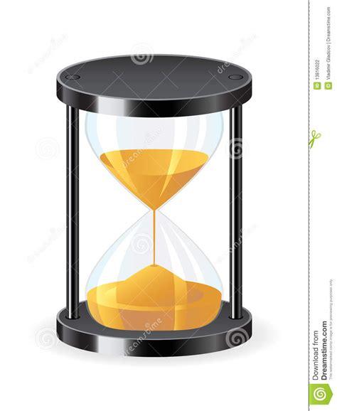 imagenes en movimiento reloj de arena icono del reloj de arena ilustraci 243 n del vector imagen de