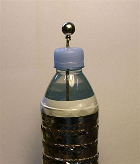 how to make a plastic bottle capacitor make a water bottle capacitor