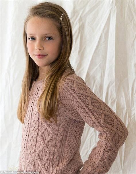 10yo russian girl model is elizabeth hiley the next child supermodel predatory