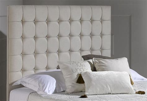 white cloth headboard buy octaspring venice white sand fabric headboard online