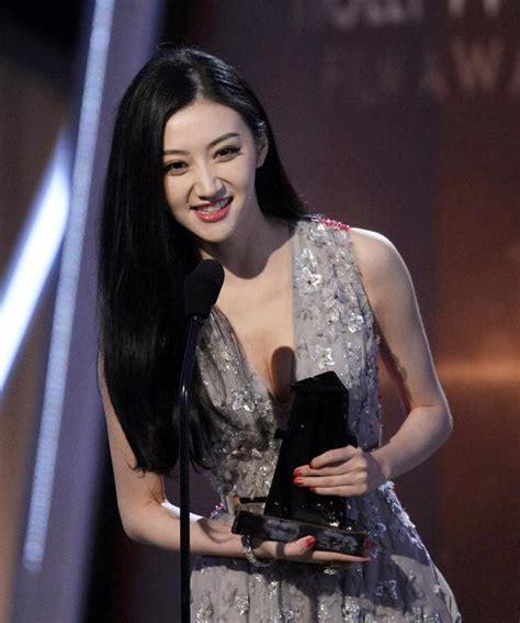 china actress jing tian photos chinese actress jing tian wins hollywood international