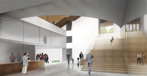 foyer museum studio b 196 ng serlachius museum g 246 sta extension