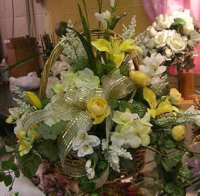 Nature's Touch Silk Flower Arrangements