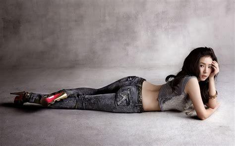creative wallpaper girl jeans hot jeans girl asian 5660 full hd wallpaper desktop res