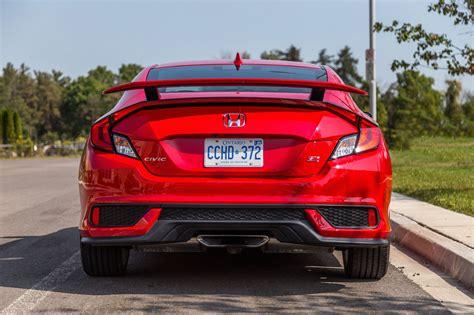 Honda Civic Si Review by Civic Si Sedan Review Autos Post