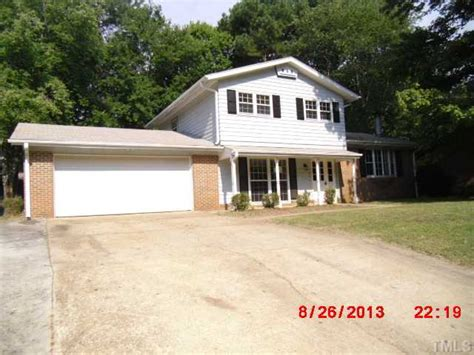 1406 kenbrook dr garner carolina 27529 foreclosed
