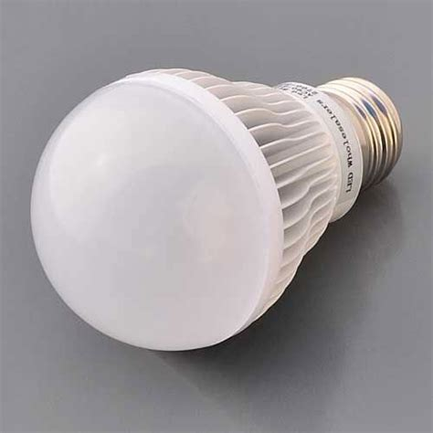8 watt or 60w equivalent a type led globe light bulb ul