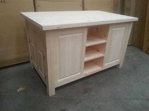 pine kitchen island solid pine kitchen island unpainted bestbutchersblock com